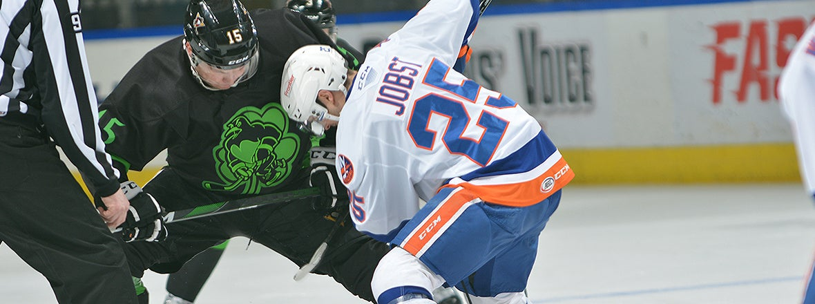 Sound Tigers Suffer 5-2 Loss to Penguins