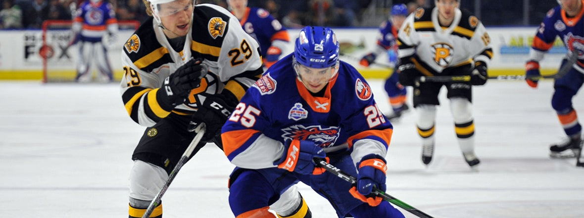 Jobst Power-Play Goal Not Enough in 3-1 Loss