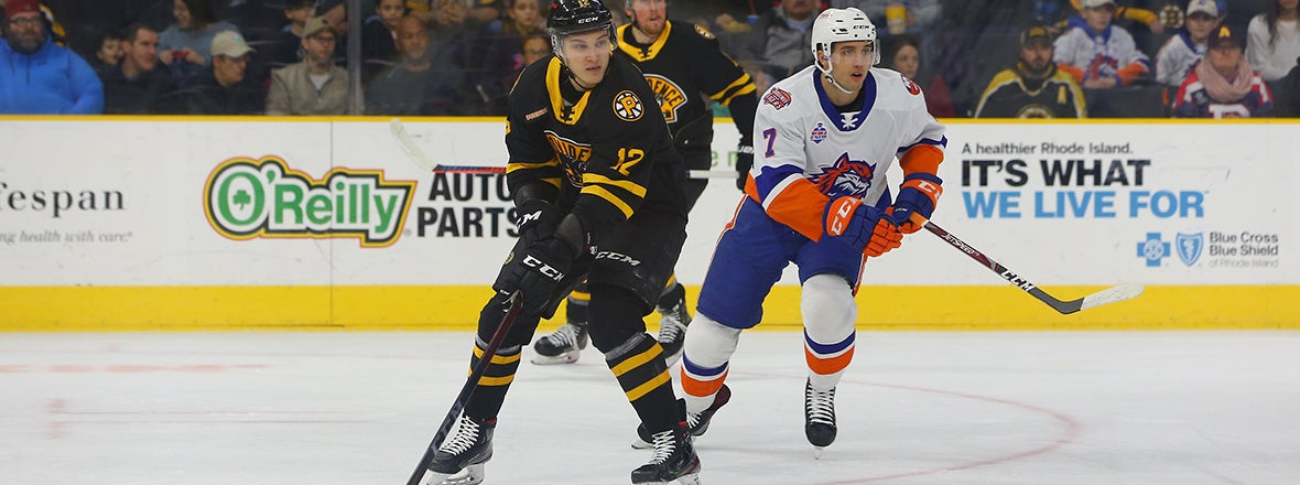 Sound Tigers Sweep Bruins with OT Win