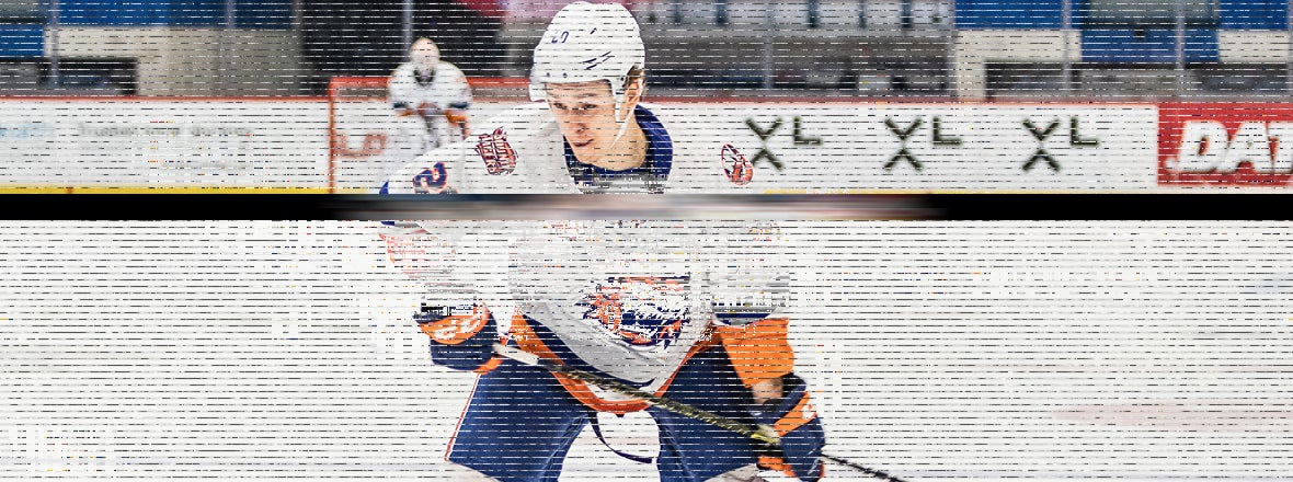 Sound Tigers Edged by Wolf Pack in Final Game