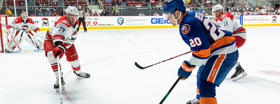 Sound Tigers Fall To Checkers 4-1
