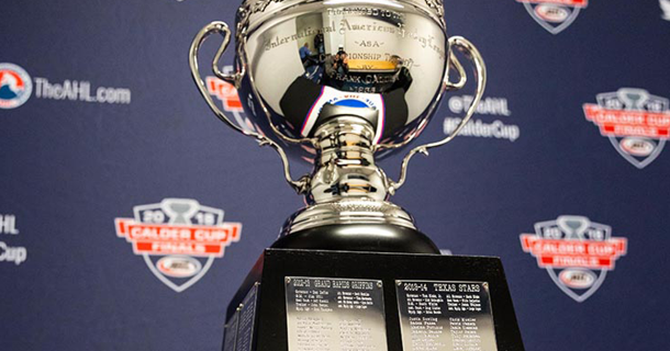 thumb New Qualification Rules, Format for Calder Cup Playoffs