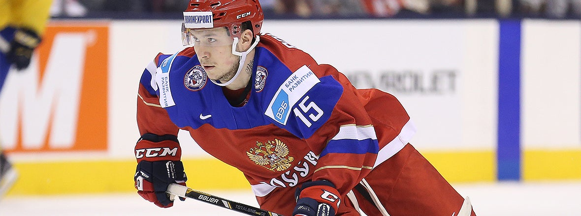 Islanders Agree To Terms with Golyshev