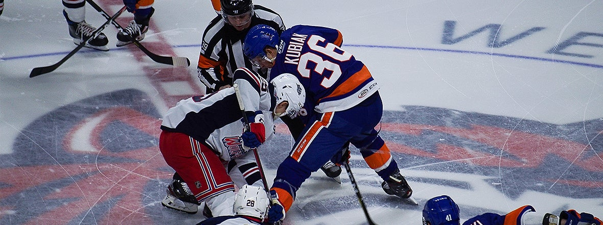 Sound Tigers Host Wolf Pack Today at 1 p.m.