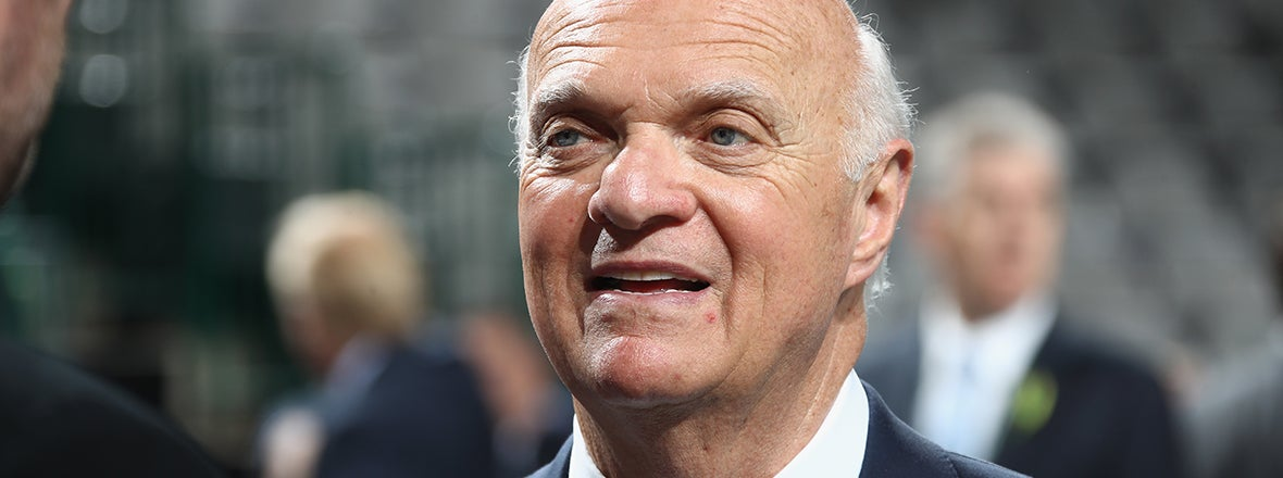 Lamoriello Named NHL's General Manager of the Year