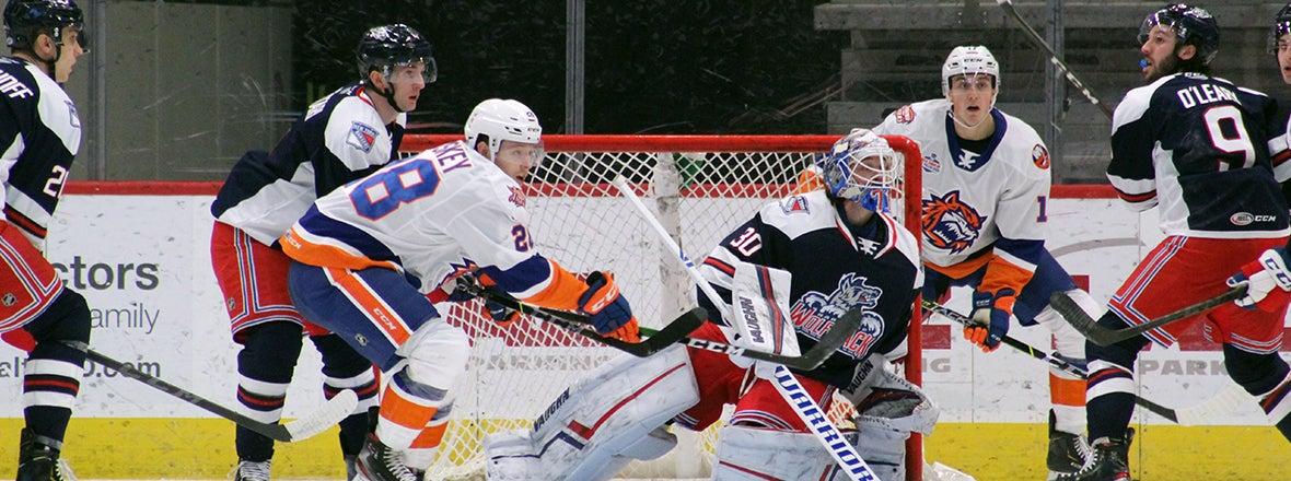 Bolduc, Coskey Shine Despite Loss in Hartford