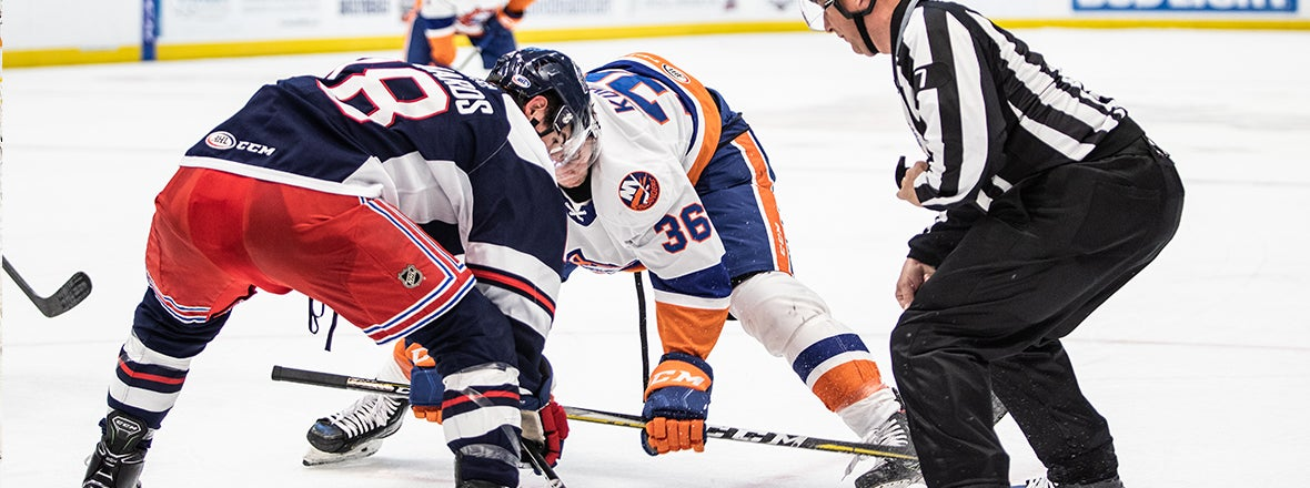 Sound Tigers Return Home This Afternoon