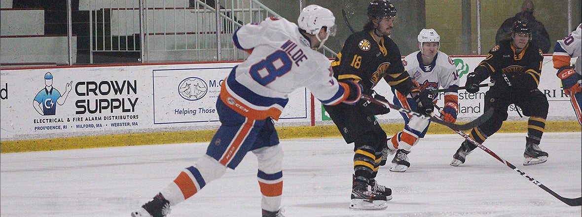 Sound Tigers Outlast Bruins in Lengthy Shootout