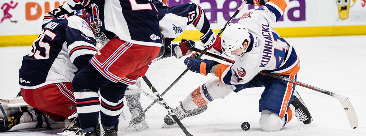 Hartford Evens Series with Sound Tigers
