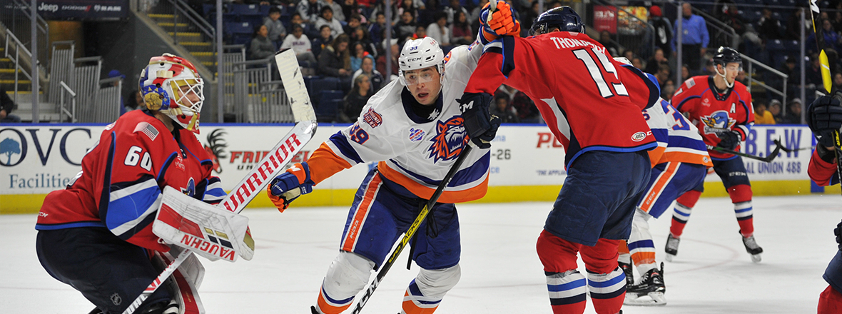 Sound Tigers Beat T-Birds in Front of 6,327 Fans