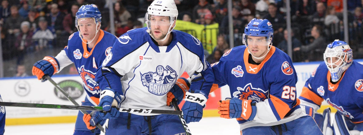 Sound Tigers Crunched by Syracuse 5-2