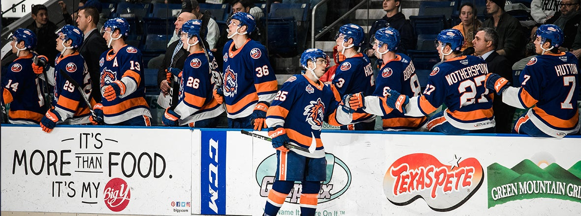 Sound Tigers Down T-Birds in 3-2 Victory