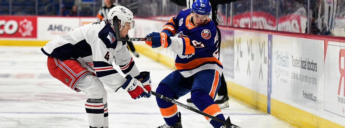 Sound Tigers Come Up Short in OT Loss to Hartford