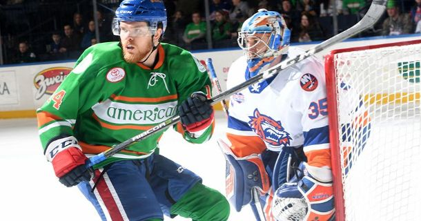 Sound Tigers Suffer 5-0 Loss To Rochester